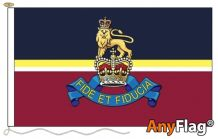 ROYAL ARMY PAY CORPS ANYFLAG RANGE - VARIOUS SIZES